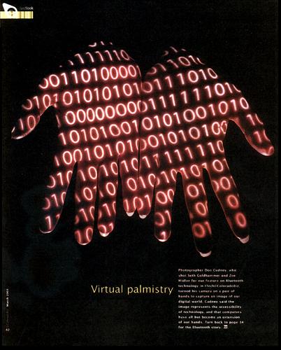 Virtual Palmistry